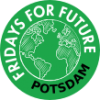 fridays for future potsdam logo